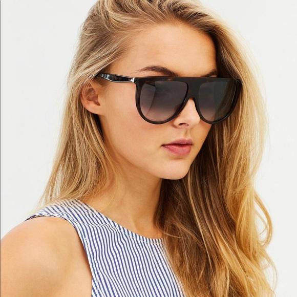 e1270f846d57 Celine Accessories - Celine Thin Shadow Sunglasses